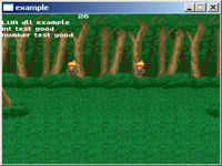 Screenshot of 'LUA dll - alpha'