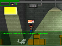 Screenshot of 'Regeringen Kommer - Demo 2'